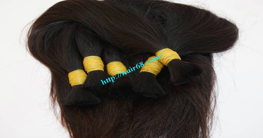26 inch cheap real hair extensions 1