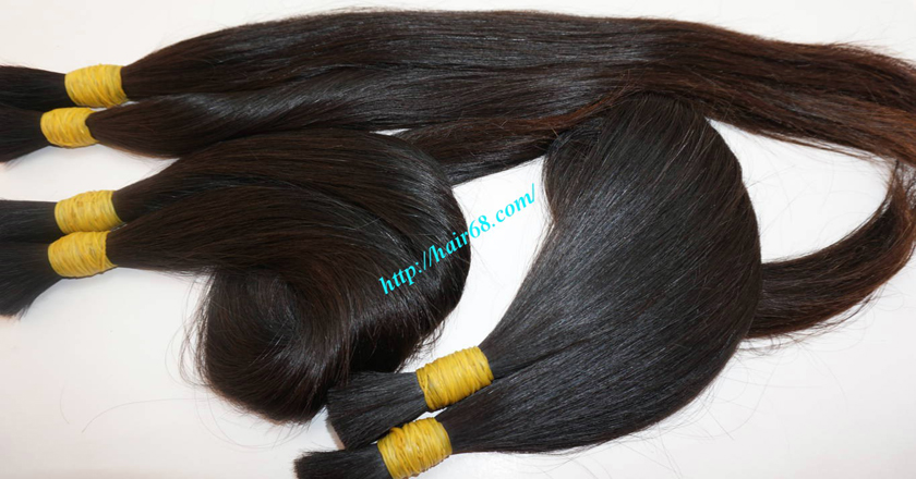 26 inch cheap real hair extensions 3