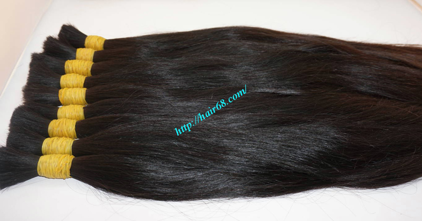26 inch cheap real hair extensions 5