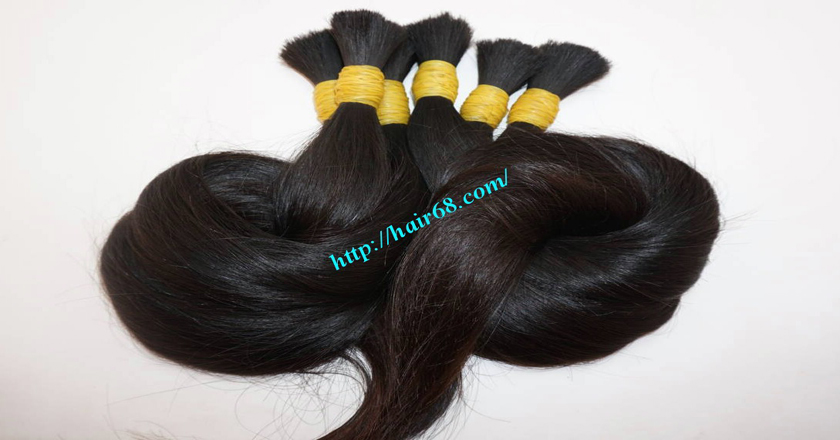 26 inch cheap real hair extensions 7