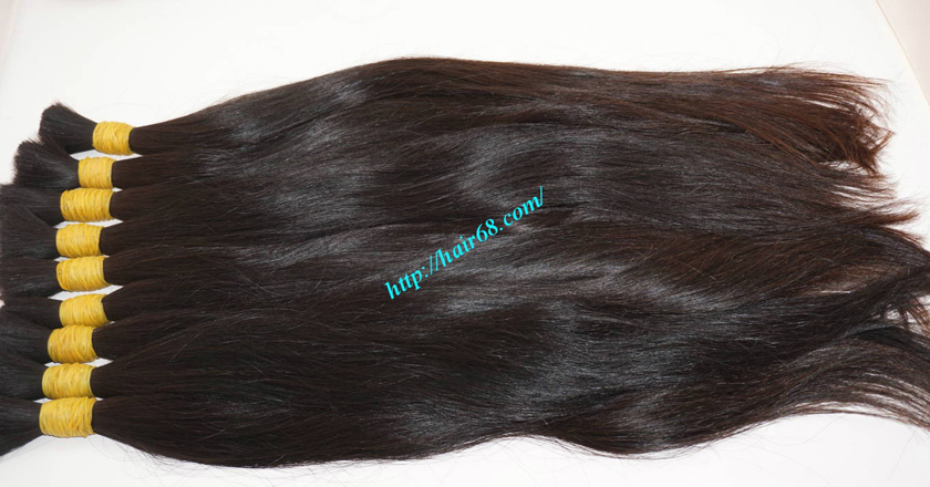 26 inch cheap real hair extensions 8