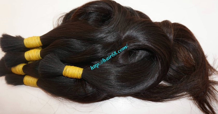 26 inch cheap real hair extensions 9