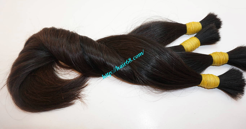 28 inch best human hair extensions 5