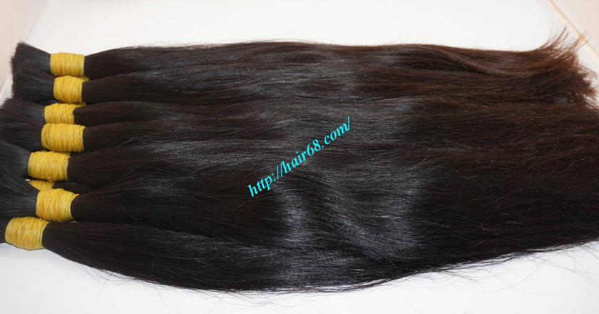 28 inch best human hair extensions 6