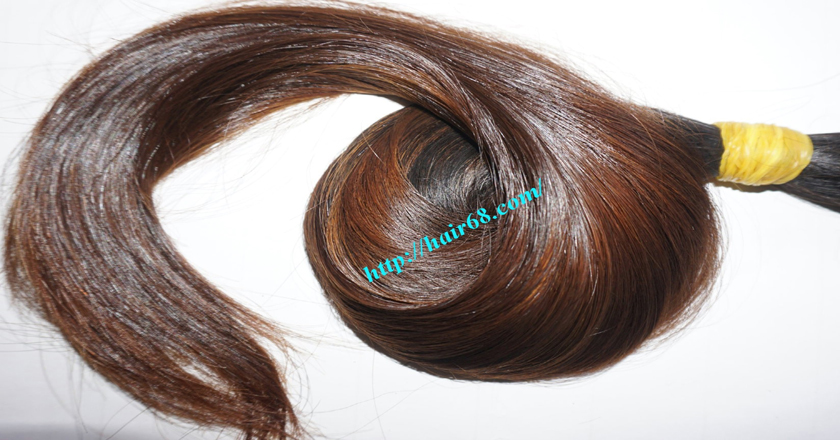virgin human hair extensions 2