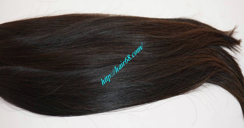 virgin human hair extensions 4