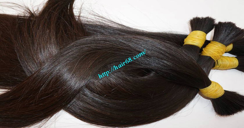 virgin human hair extensions 5