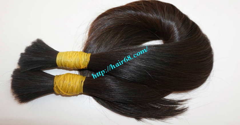 virgin human hair extensions 6