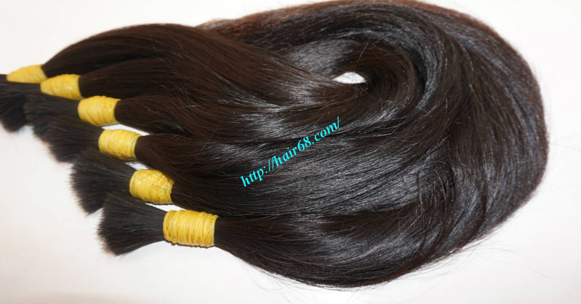 30 inch natural hair extensions 1