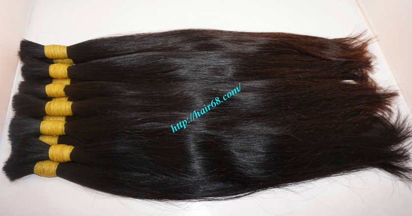 30 inch natural hair extensions 2