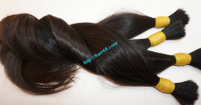 30 inch natural hair extensions 3
