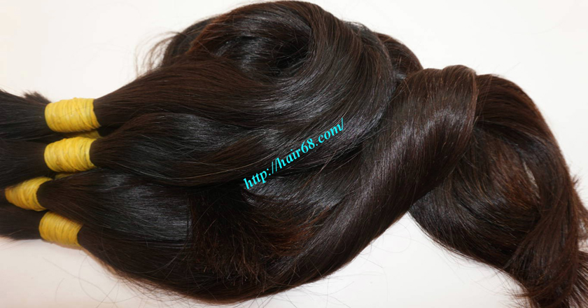 30 inch natural hair extensions 4