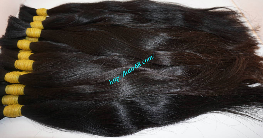 30 inch natural hair extensions 6