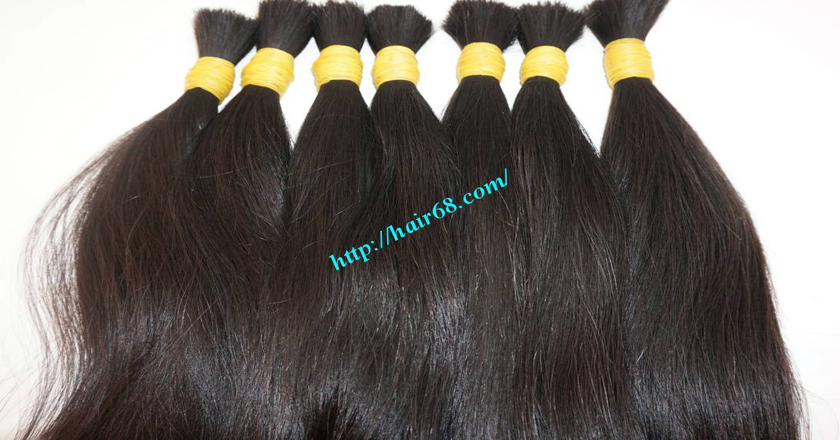 100 thick human hair extensions 1