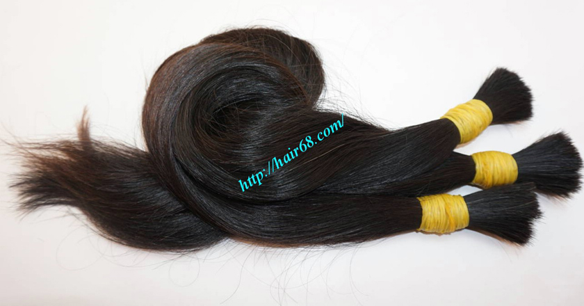 100 thick human hair extensions 2