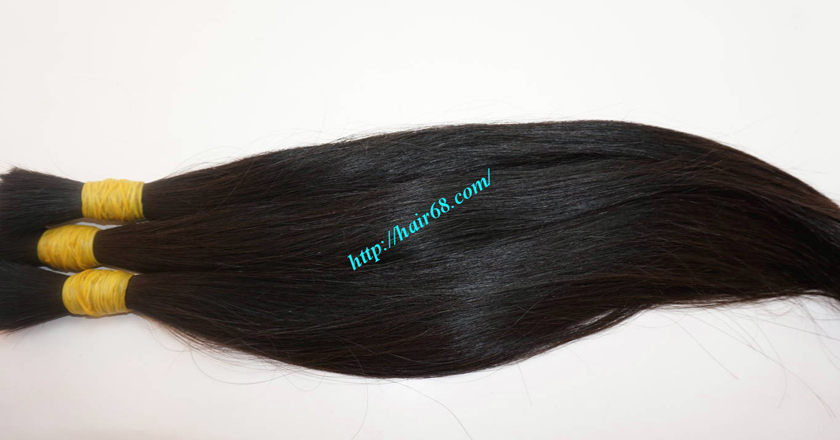 100 thick human hair extensions 3