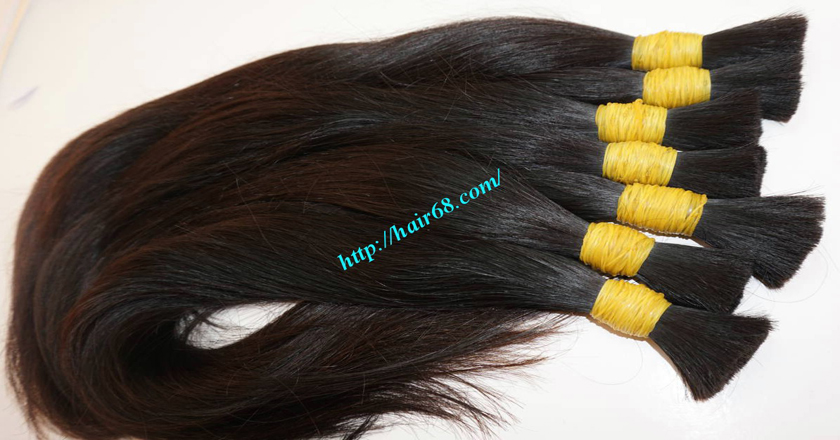 100 thick human hair extensions 4