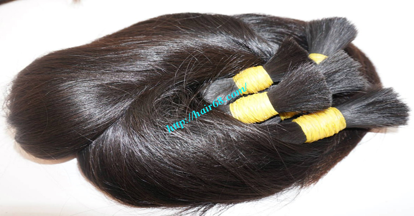 100 thick human hair extensions 5