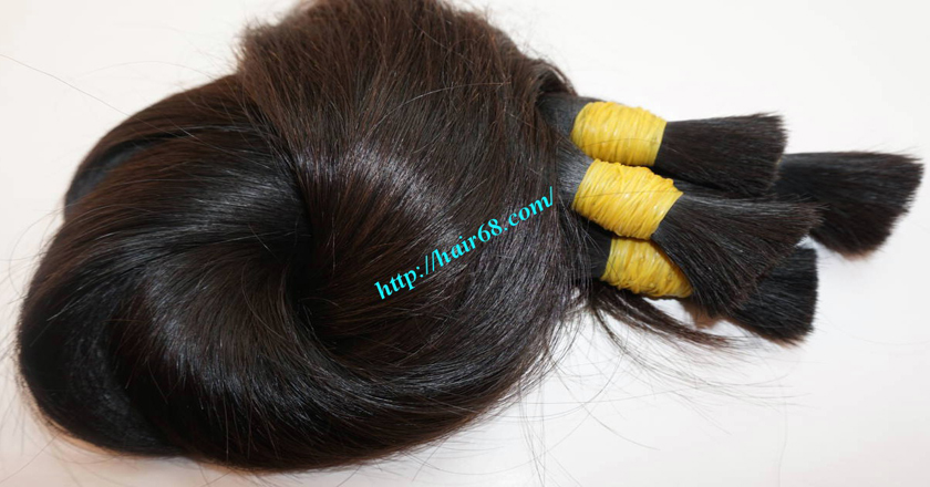 100 thick human hair extensions 8
