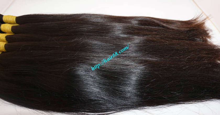 100 thick human hair extensions 9