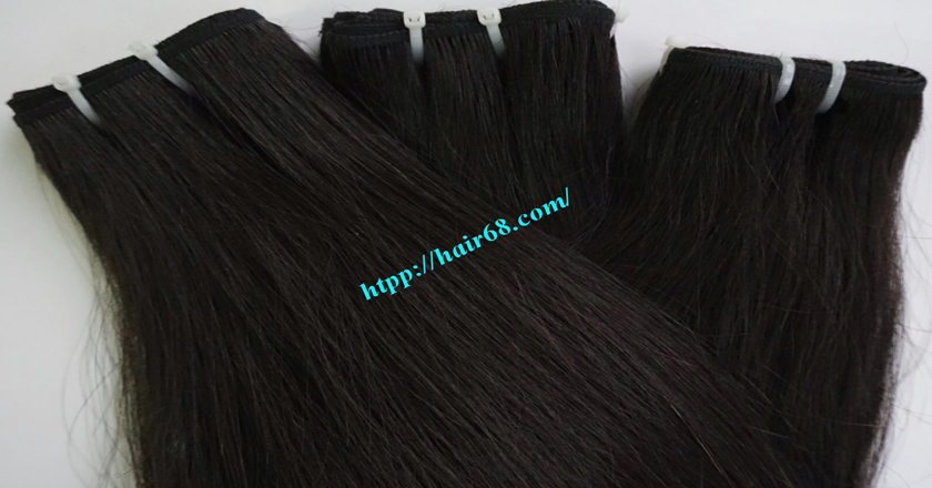 10 inch best weave hair extensions 6