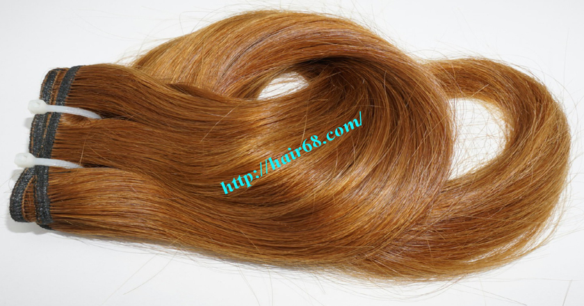 10 inch Human Hair Weave Straight 7