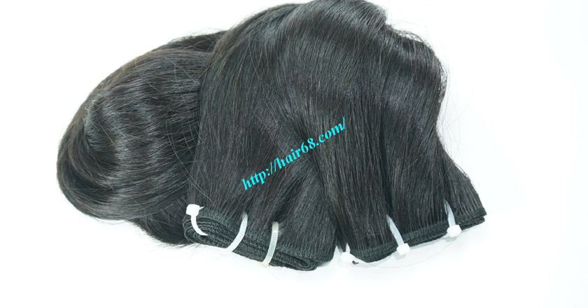 10 inch Human Hair Weave Straight 9
