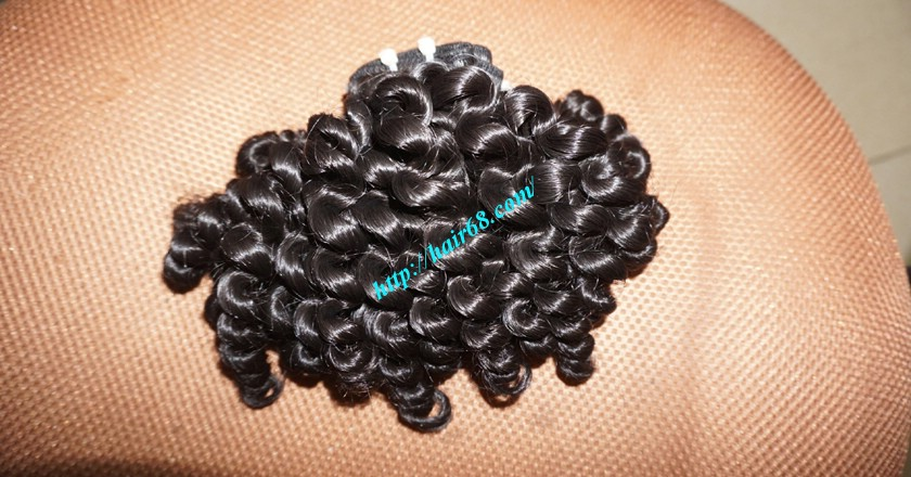 12 inch Curly Weave Hair Extensions– Single Drawn 9