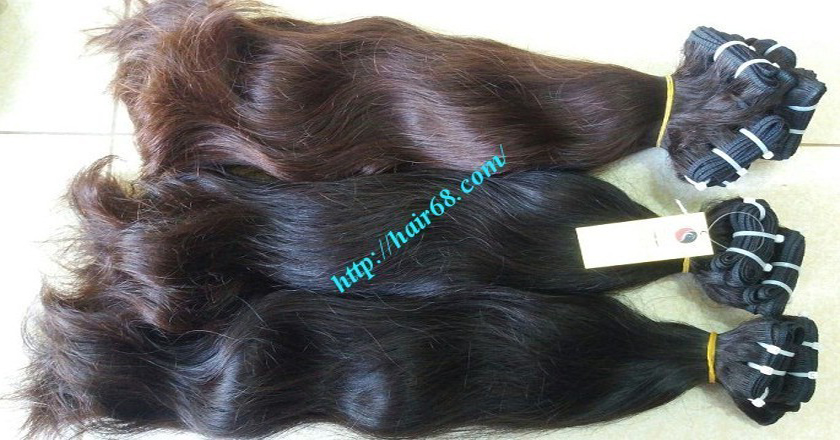 12 inch Natural wavy hair extensions – Natural Wavy 2