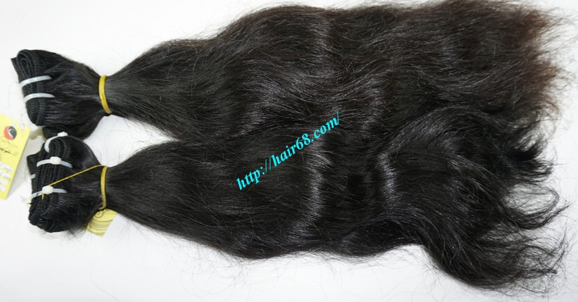 12 inch Natural wavy hair extensions – Natural Wavy 3