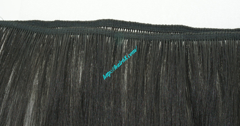 12 inch best hair black hair weave extensions 2