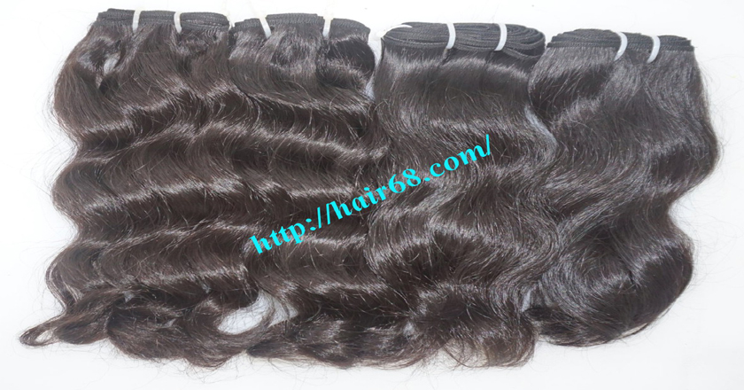 14 inch Wavy hair extensions – Natural Wavy 1