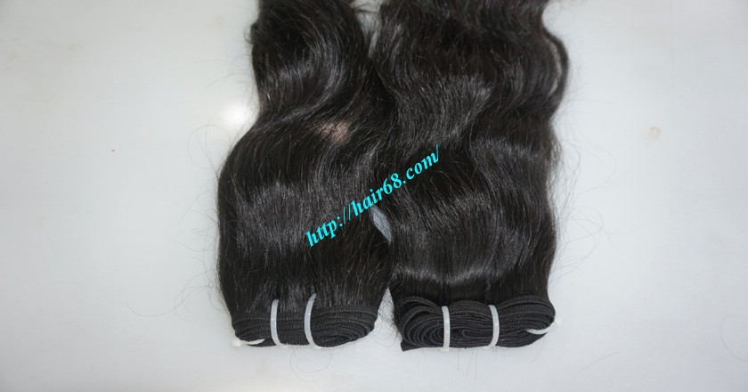 14 inch Wavy hair extensions – Natural Wavy 3