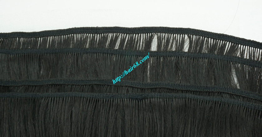 14 inch cheap virgin weave hair extensions 2