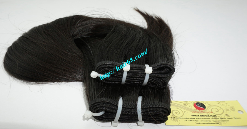14 inch cheap virgin weave hair extensions 4