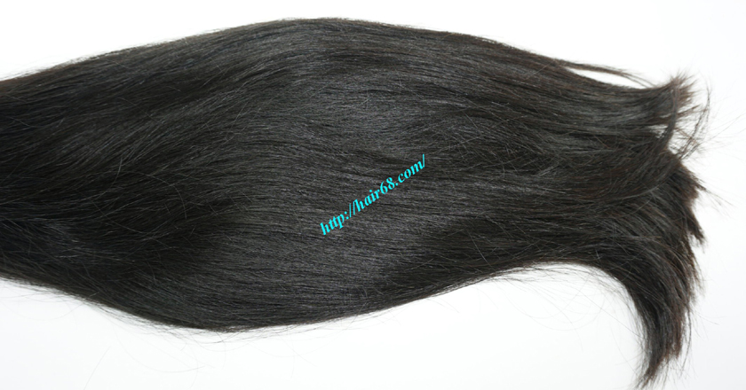 14 inch cheap virgin weave hair extensions 6