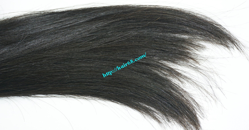 14 inch Natural Human Hair Weave 3
