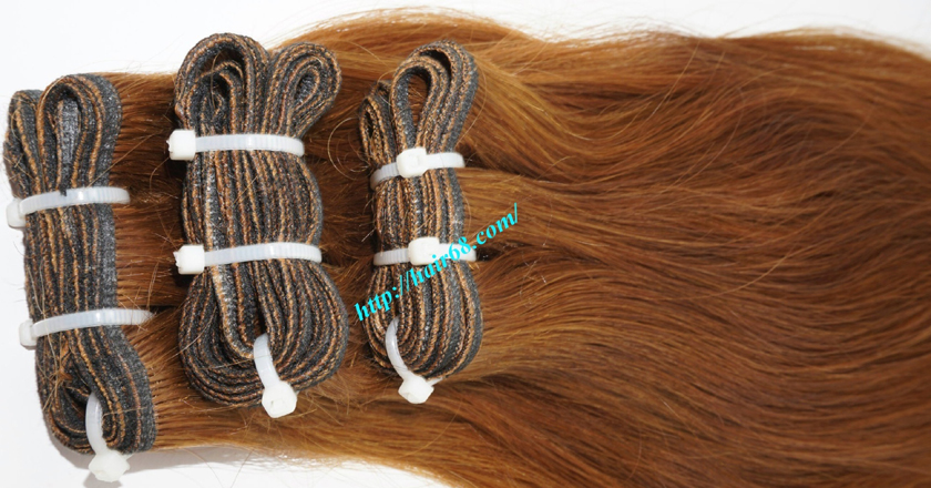 14 inch Natural Human Hair Weave 8