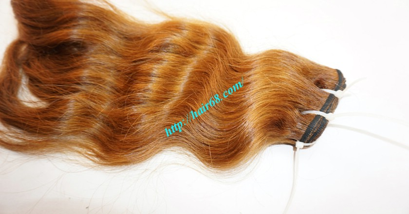 14 inch Wavy Weave Hair Products - Steam Wavy 2