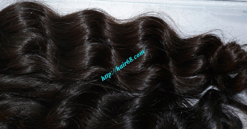 14 inch Wavy Weave Hair Products - Steam Wavy 3