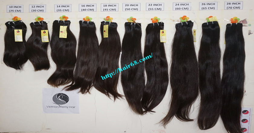 16 Inch Remy Hair Weave Extensions High Quality
