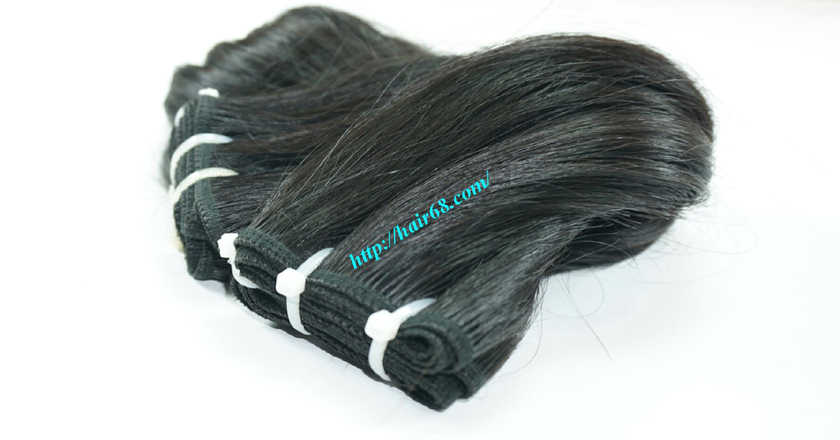 16 inch remy hair weave extensions 6