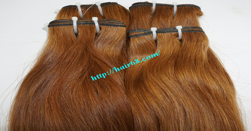 16 inch Weave Remy Hair Extensions 10