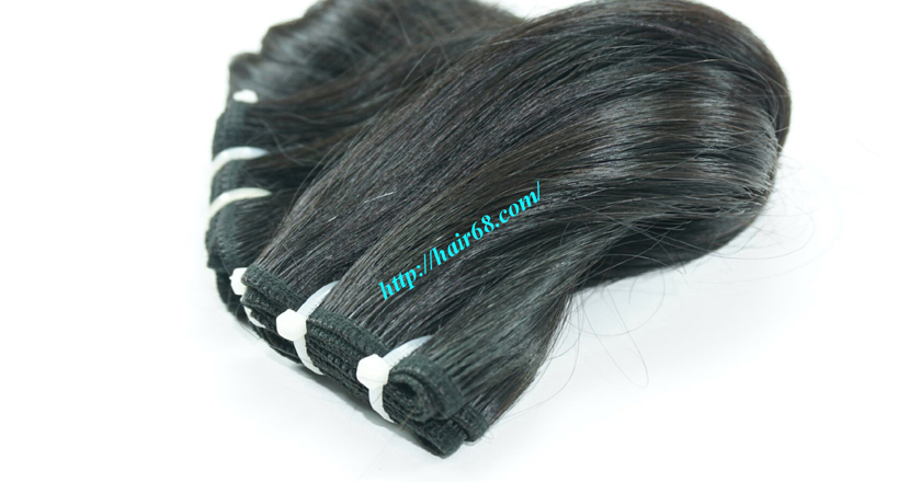 16 inch Weave Remy Hair Extensions 6