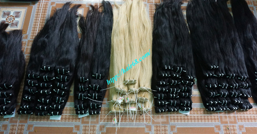 16 inch Weave Remy Hair Extensions 9