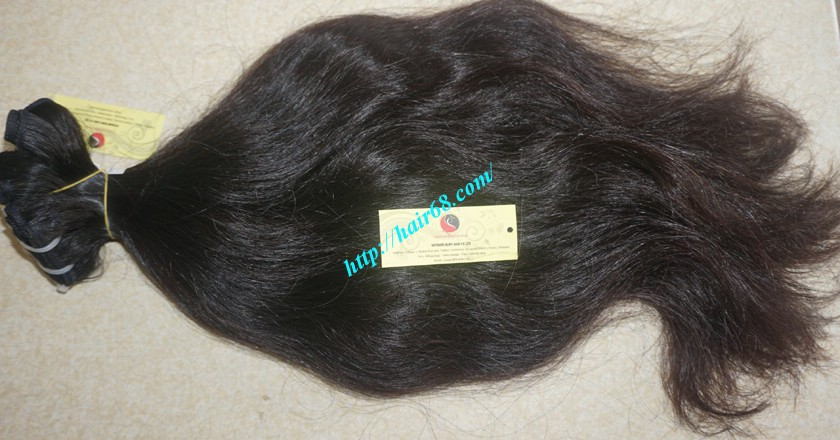 16 inch Wavy Human Hair Weave – Natural Wavy 6