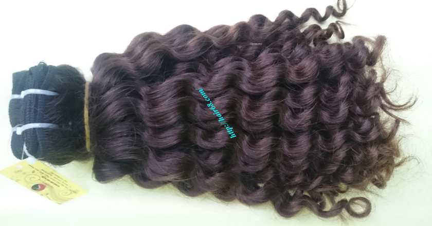 18 inch curly weave hair vietnam hair extensions 10