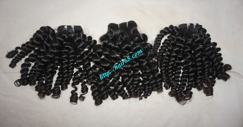 18 inch curly weave hair vietnam hair extensions 11