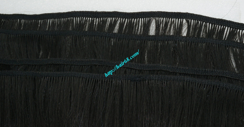 18 inch weave remy hair vietnam hair extensions 2