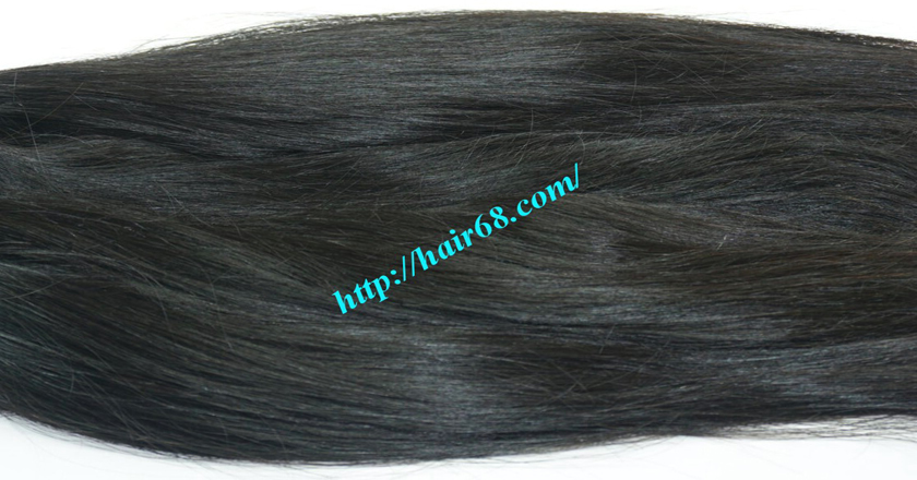 18 inch weave remy hair vietnam hair extensions 3